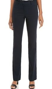 Nwt exact stretch career pants size 4